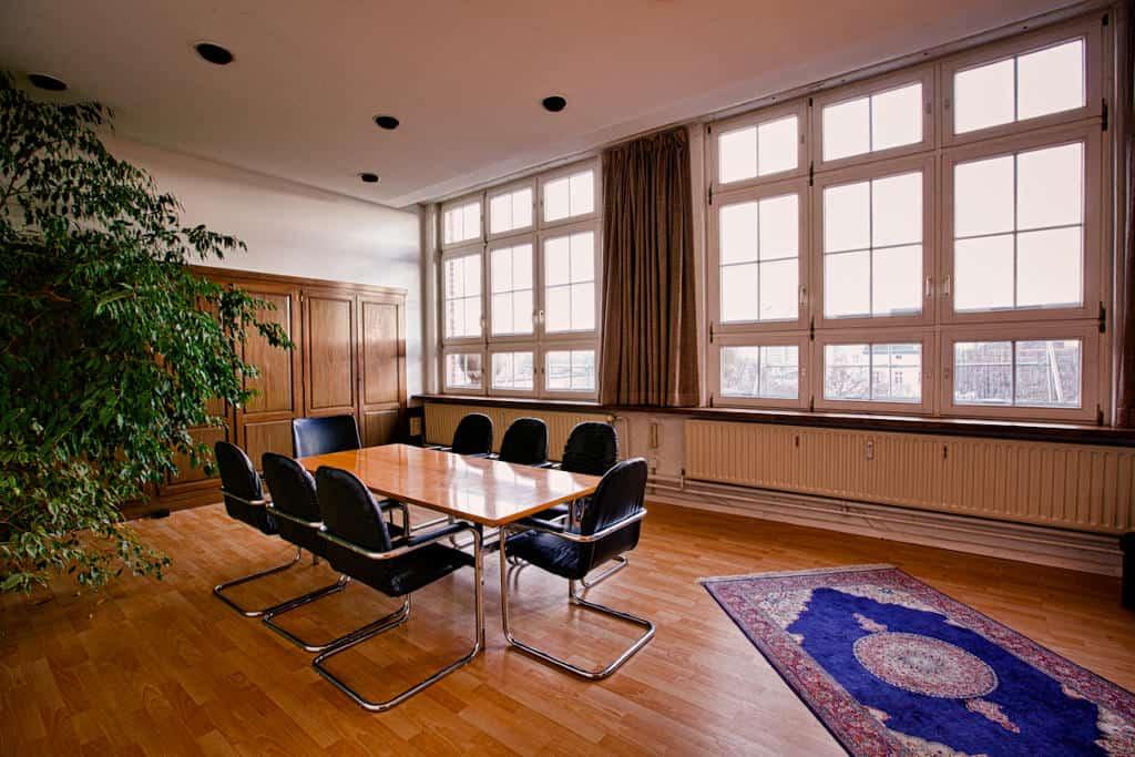 Bild unseres Besprechungsraums